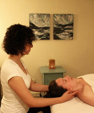 Massage therapy Isabelle Polarity